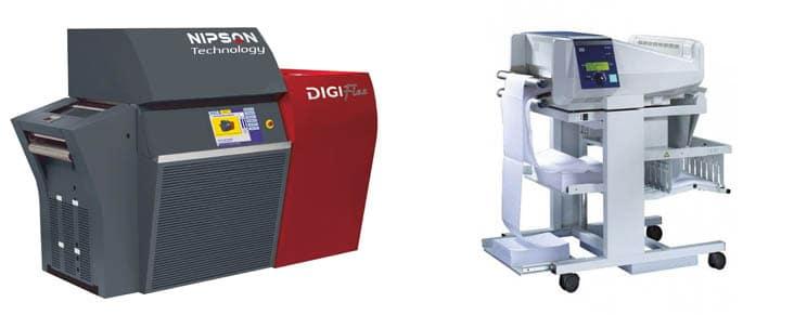 Nipson Digilex & PSI 4060 MICR